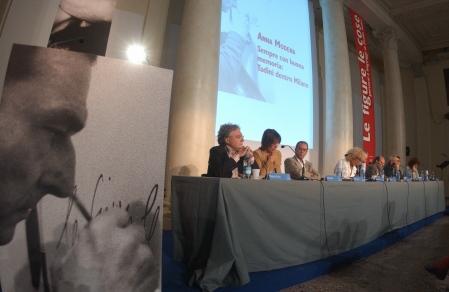 """CONVEGNO """" LE FIGURE LE COSE """" SU EMILIO TADINI A PALAZZO REALE, Anna Modena"""