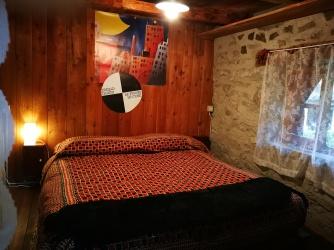 casa di Emilio Tadini in Valsesiacof