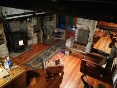 casa di Emilio Tadini in Valsesia